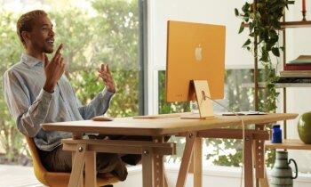 'Apple' pavasara jaunumi – īpaši plāns 'iMac', sevišķi jaudīgs 'iPad' un mantu meklēšanas piekariņš