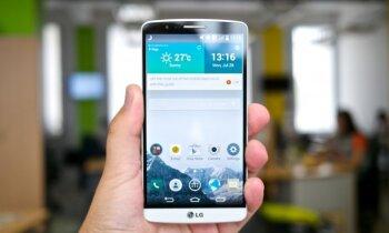 Тест DELFI: Смартфон LG G3 – профессор не лопух, да и аппаратура при нем