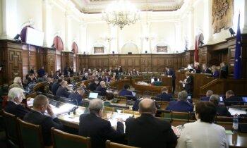 Saeima apstiprina Nacionālās drošības koncepciju; daudz pieminēta Krievija