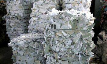 VVD diviem atkritumu apsaimniekotājiem piemēro 8,3 un 13,7 miljonu eiro sodu