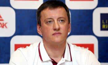 Latvijas basketbola izlasē pirms PK spēlēm pamatīgas problēmas saspēles vadītāja pozīcijā