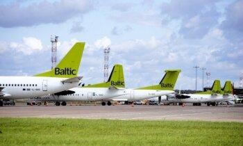 airBaltiс вышла на прибыль, несмотря на потерю доли трансферного рынка