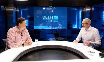 'Delfi TV ar Jāni Domburu' atbild operdziedātājs Aleksandrs Antoņenko. Pilns ieraksts