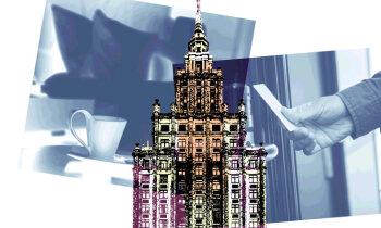 Ko investori varētu iesākt ar Latvijas Zinātņu akadēmijas ēku