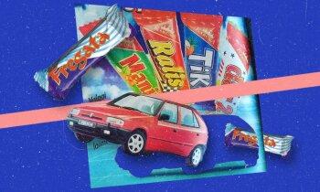 Kur pazuda šokolādes batoniņi 'Bingo', 'Fregata', 'Ralis' un 'Tiko'?