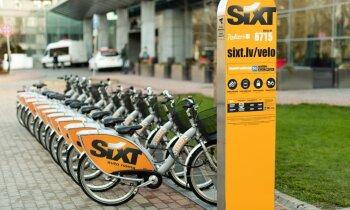 'Sixt' pārdevis savu velo nomas biznesu