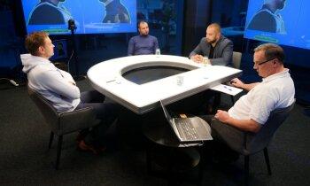 Pirms un pēc Brieža uzvaras: 'Delfi TV' tiešraide ar boksa ekspertiem. Pilns ieraksts