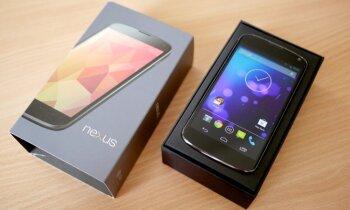 Тест DELFI: LG Nexus 4 — ну, а что вы хотели за 300 латов?!