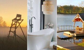 Выходные на природе: 12 гостевых домов по всей Латвии, которые стоит посетить