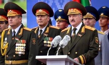 Covid-19: Lukašenko neatceļ 9. maija militāro parādi