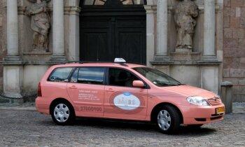VID aptur taksometru firmas 'Lady Taxi' saimniecisko darbību
