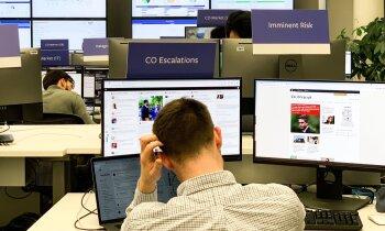 'Facebook' izrāda 'kara istabu', kurā pieskatīs Eiroparlamenta vēlēšanas