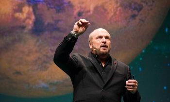 Cilvēces sūtība – izglābt Zemi un nest dzīvību Visumā. Saruna ar Riku Tamlinsonu