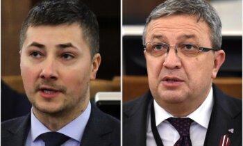 Ģirģens pret Orlovu: neierodoties Jēkabpils ziņu portāla pārstāvjiem, lietu slēdz