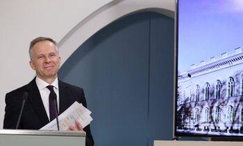 Rimšēvičs: Latvijas Bankas reputācija šausies debesīs, kad atstāšu amatu