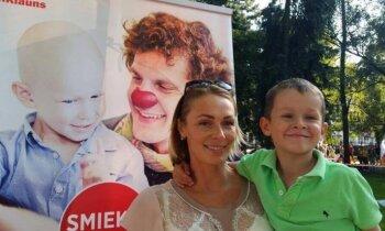 Vēzis nav pasaules gals. 1:0 – piecus gadus vecā Artūra labā
