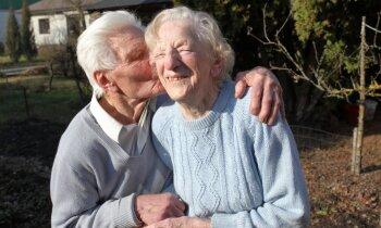 Dzīvot liderīgi nevar. Venija un Ēvalds par pazīšanos 96 gadu garumā