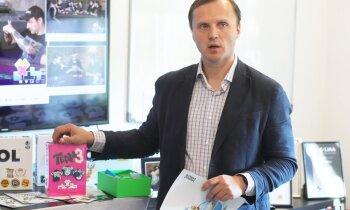 Latvieši ar 'trīs mērkaķiem' plāno satricināt pasaules spēļu tirgu