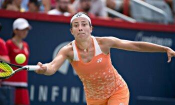 Sevastova viegli pārvar 'US Open' otro kārtu