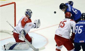 Pasaules hokeja čempionāts: 9. maija spēļu apskats