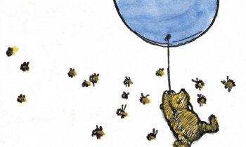 'Šodiena ir mana vismīļākā diena'. Literatūras šedevram par Vinniju Pūku – 90