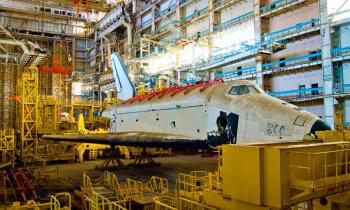 Padomju kosmosa programmas lepnums, kas lidoja tikai vienreiz, – 'Buran'