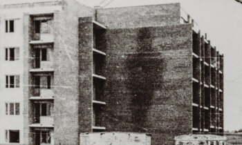 Пятиэтажка с привидениями в Салдусе: городская легенда с долей правды