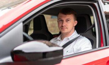 Personība biznesā: koplietošanas auto zīmola 'Carguru' līdzīpašnieks Vladimirs Reskājs