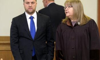 'Jautājums sarežģīts' – lēmums par prokuroram Cinkmanim pieteikto noraidījumu būs otrdien