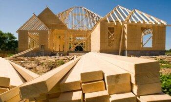 Ēku būvniecībā šogad jārēķinās ar būvmateriālu izmaksu pieaugumu 14,7-14,8% apmērā