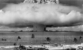 Pastardienas bumbu mantojums: kas šobrīd notiek kodolizmēģinājumu vietās