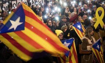 'Delfi' Katalonijā: 'Spānija nav PSRS; katalāņi nekad nepacels ieročus'