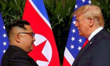 Kurš kuru māna: kas noticis kopš Trampa–Kima samita