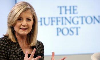 Leģendārā redaktore Hafingtone pamet 'The Huffington Post'