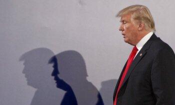 'Trampa sienas' solījums šķeļ prezidenta partiju
