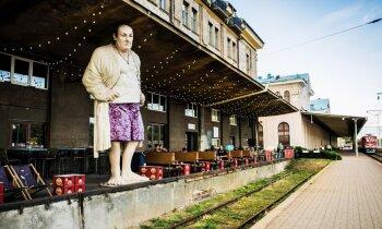 Tonijs Soprano, Viedais vīrs un bārene: ielu māksla Lietuvā