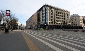 Nodokļu parāds – viesnīca 'Roma' nesaņem dīkstāves pabalstu darbiniekiem