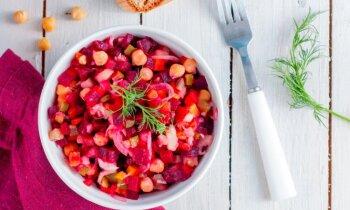 Vinegrets – rudens salātu karalis: 10 receptes un padomi, lai tas garšotu izcili