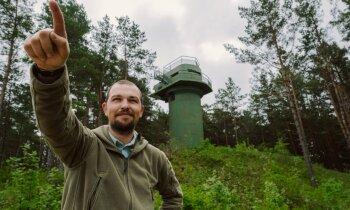 Slavenākā laiva Latvijas kino, griezulis un militārais mantojums ar skatu