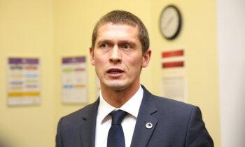 Saeima deputātu Jurašu izdod kriminālvajāšanai