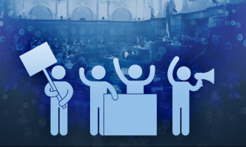 Ekskluzīva infografika: Kuras partijas vēlētāji grib jaunajā koalīcijā