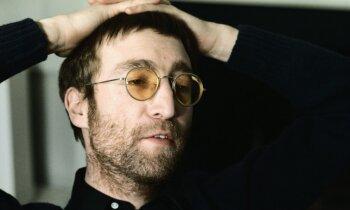Apaļas brilles, miera zīme un nemirstīgas dziesmas. Džonam Lenonam - 75