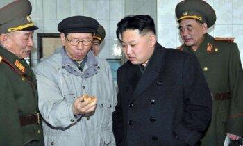 Ziemeļkorejai baiss ierocis, partiju reitingi daudziem sabojās dienu. Šorīt svarīgākais vienkopus