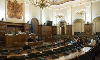 Parlamentārās izmeklēšanas par Covid-19 laiku komisijas vadību uztic Rihardam Kozlovskim (plkst. 18.35)