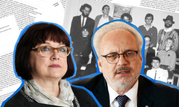 'Maisi vaļā': 'Artist' ziņo par Levitu un Rubesu, par aģentu interesējies vācu izlūks