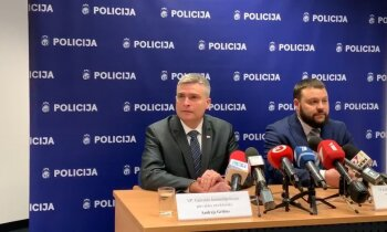 Par tiesu izpildītāja nolaupīšanas plānošanu aizturēts viens Latvijas pilsonis