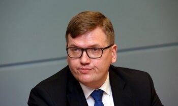 Ušakovu no Rīgas mēra amata nevarēja neatstādināt, norāda Pūce