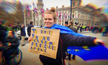 'Brexit' ballītes aizkulises: kas svinēja un kam kremta