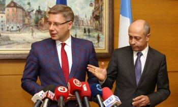 Video: Ušakovs par tiesāšanos ar Pūci sola maksāt pats