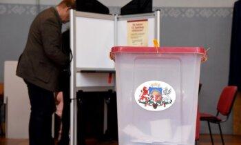 'Sagrozīti dati un aizbraukušie' – CVK noraida bažas par kļūdainu vēlētāju aktivitātes uzskaiti